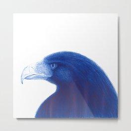 Animal N.2 Metal Print