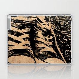 Ramones Shoes Laptop & iPad Skin