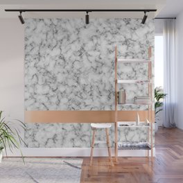 Marble and copper Wall Mural