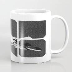 ROCKIT (Black on White) Mug