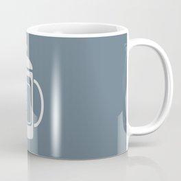 Don't Stress, French Press Coffee Mug