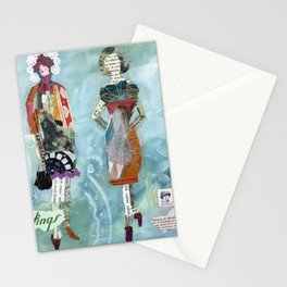 Greetings Friends Stationery Cards