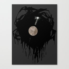 DISTORTED SOUNDS Canvas Print