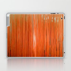 ORANGE STRINGS Laptop & iPad Skin