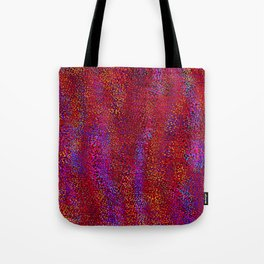 field of squares 3 Tote Bag