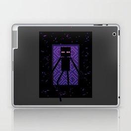 Here comes the Enderman! Laptop & iPad Skin
