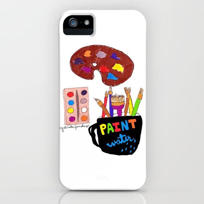 Artist Tools iPhone Case
