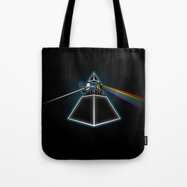 Daft Side of the Moon Tote Bag