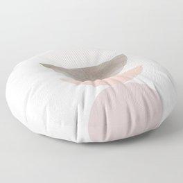 Pastel Geometric 01 Floor Pillow