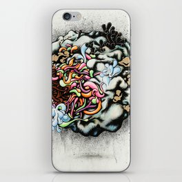 Isolating the Collective Unconscious iPhone Skin