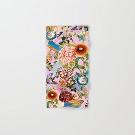 SUMMER BOTANICAL IX Hand & Bath Towel