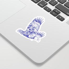 Eagle Rider Sticker