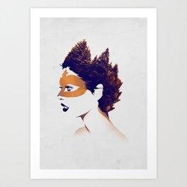 Dryad Art Print