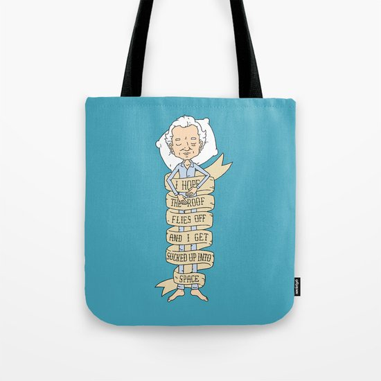 Walt (Alternate) Tote Bag