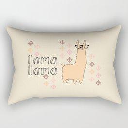 llama llama Rectangular Pillow