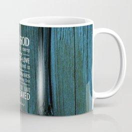 Ephesians 2:4-5 Coffee Mug
