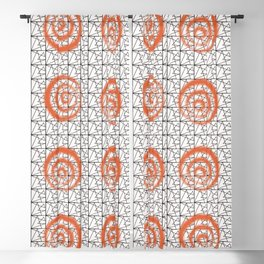 Target Practice #society6 #pattern Blackout Curtain