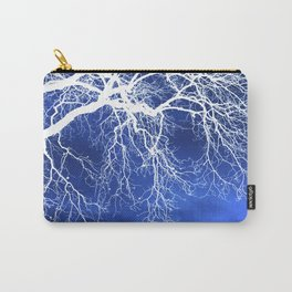 Weeping Tree Abstract Carry-All Pouch
