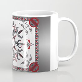 Mando'ade Darasuum (gradient background) Coffee Mug