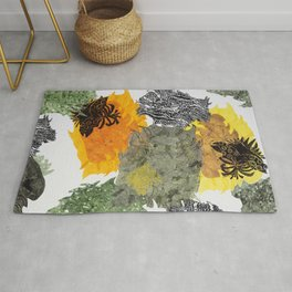 Carbonation Collection: spring Rug