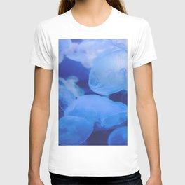 Jellyfish Land - Blue Heaven T-shirt