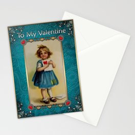 Valentine's Day Vintage Card 109 Stationery Cards