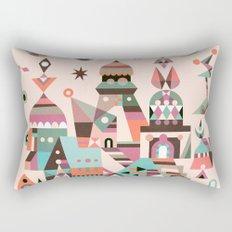 Structura 5 Rectangular Pillow