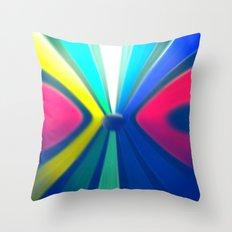 The Inside Throw Pillow