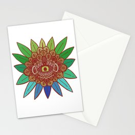 Green Vision Stationery Cards
