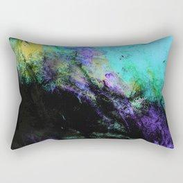 STORMY BLACK Rectangular Pillow