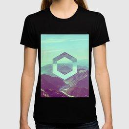 Reflection of Self V2 #society6 #decor #buyart #tech #style #lifestyle #fashion #art T-shirt
