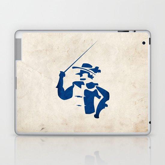 Cyrano de Bergerac - Digital Work Laptop & iPad Skin