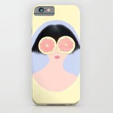 CITRUS & GIRL iPhone 6s Slim Case