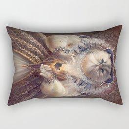 Cat Queen Rectangular Pillow