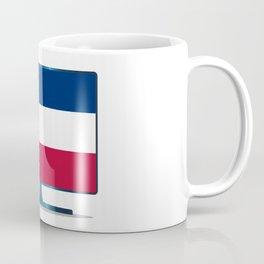 Mississippi Flag TV Coffee Mug