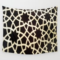 morocco Wall Tapestries featuring Morocco by Mirabella Market