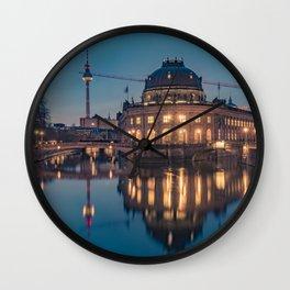 Bode Museum Wall Clock