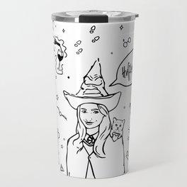 huffle Travel Mug