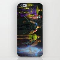 "watchmen iPhone & iPod Skins featuring ""WATCHMEN"" by TJAguilar Photos"
