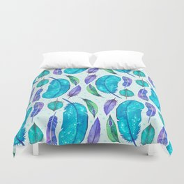 Feathers I Duvet Cover