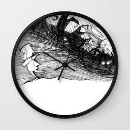 Sundown: Nightmares Are REAL! Wall Clock