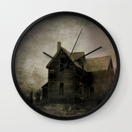 Besides Us Wall Clock