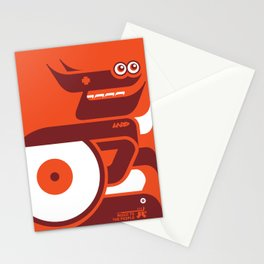 UNDO | Music to the people 05 Stationery Cards