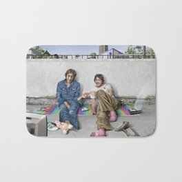 John and Paul get away from it all Bath Mat