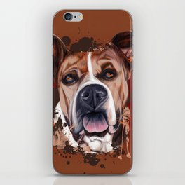 Boerboel iPhone Skin