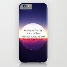 Full of Time iPhone 6s Slim Case