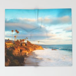 Dream with me Throw Blanket