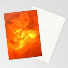 Himalayan lamp pattern  Stationery Cards