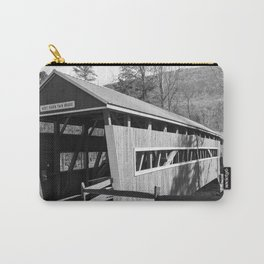 East and West Paden Twin Bridge Carry-All Pouch