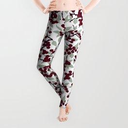 Winterberries Leggings